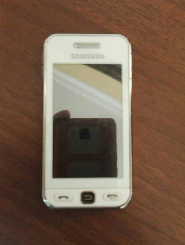 Samsung gt b2100 - Azerbejdžan: Upotrebljen Samsung GT-S5230 bela