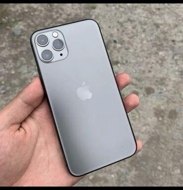 продам iphone 11 pro в Кыргызстан: Б/У IPhone 11 Pro 64 ГБ Серый (Space Gray)