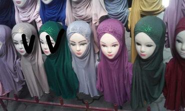 Хиджабы оптом от 50 шт в Бишкек