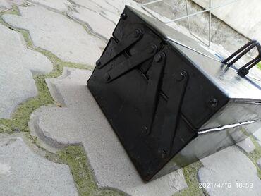 продаю самогон бишкек в Кыргызстан: Продаю железный инструментальный ящик СССР можно использовать в