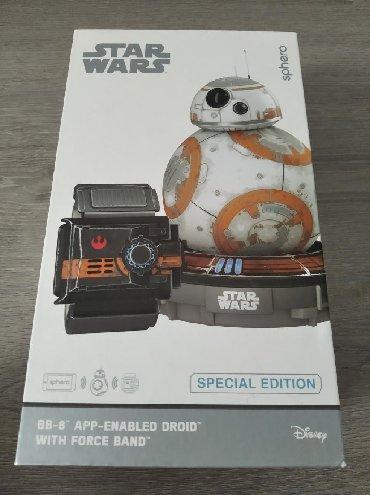 BB8 Special edition робот управляемый и телефоном и специальными