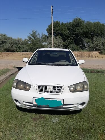 Транспорт - Манас: Hyundai Elantra 2 л. 2001