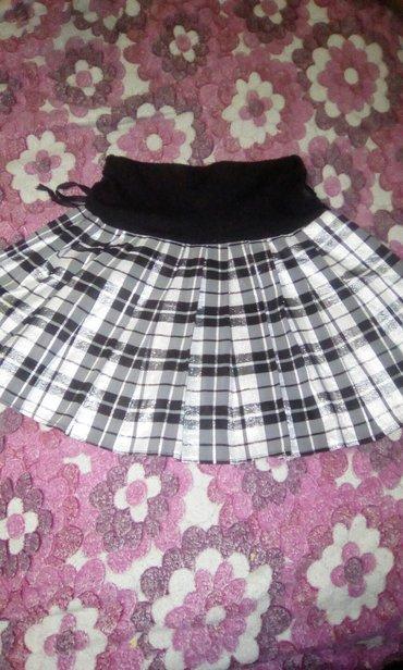 Продаю юбки школьные. в клетку с в Бишкек