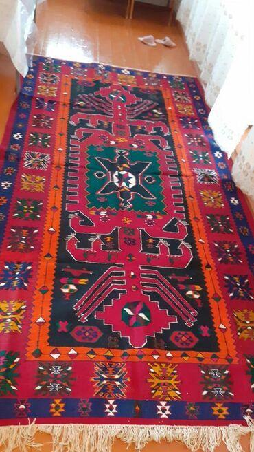 Дом и сад - Сабир: Salam qedim kilim 4/2 el isi yun,unvan sabirabad