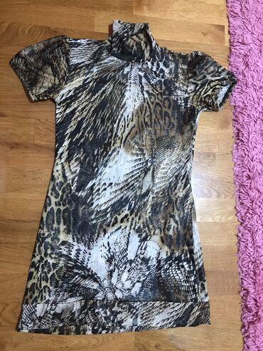 Tunika duzina din - Srbija: Haljinica uz telo ili tunika za xs i s velicinu cena 600 din duzina