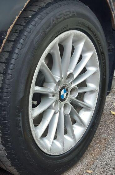 BMW 16 liq disk satılır. 16lıq disk 3 ədəddir. si yaxşı vəziyyətdədir