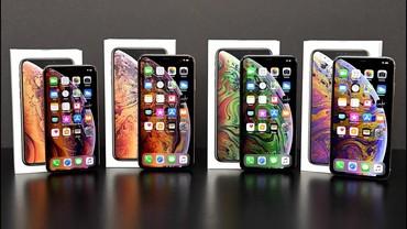 Bakı şəhərində Apple iPhone Modelləri