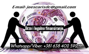 Ponuda kredita je vrlo brzo odobrena.Whatsapp i viber +381-638/40 25