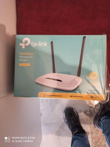 adsl - Azərbaycan: Salam! 2 dənə router maden var 1 dənə ADSL madem