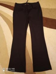 детские демисезонные брюки в Азербайджан: Брюки синие 36 размер