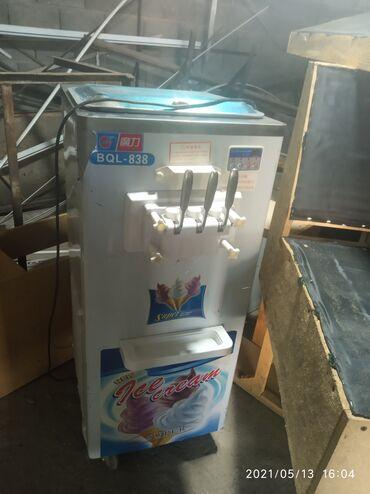 Фризер мороженое аппарат новый оригинал тихий работает