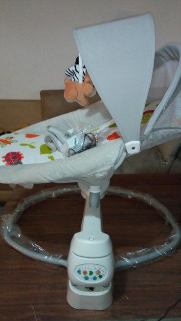 Качалка для детей Vico. Максимальный вес до 11 кг. Разворачивается на  in Bakı