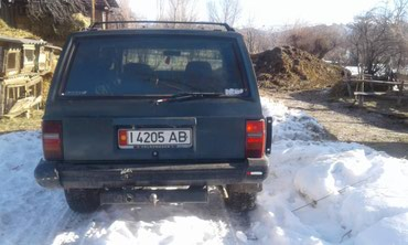 Jeep Cherokee 1994 в Теплоключенка