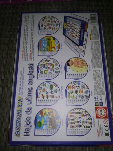 Dečije mozgalice, pitalice, memorije, puzzle, - Crvenka
