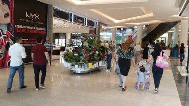 Bakı şəhərində Genclik mall ve 28 mall ticaret merkezlerine satici xanimlar teleb