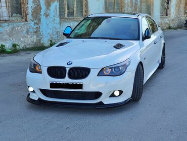 bmw 5 серия 525i 5mt - Azərbaycan: BMW 5 series 3 l. 2008 | 180000 km