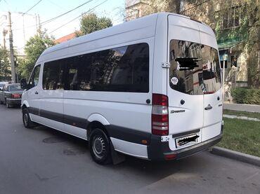 пистолет для химчистки салона автомобиля в Кыргызстан: Mercedes-Benz Sprinter Classic 2.2 л. 2010