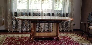Продаётся стол, отличное состояние, раздвижной, дл. 2м. шир. 1м