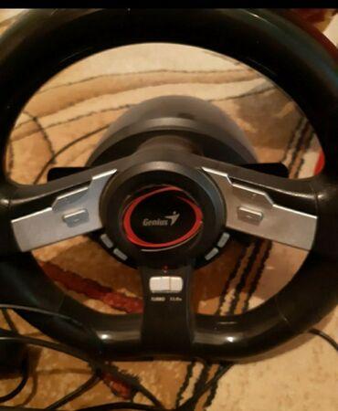Руль для игр в гонки