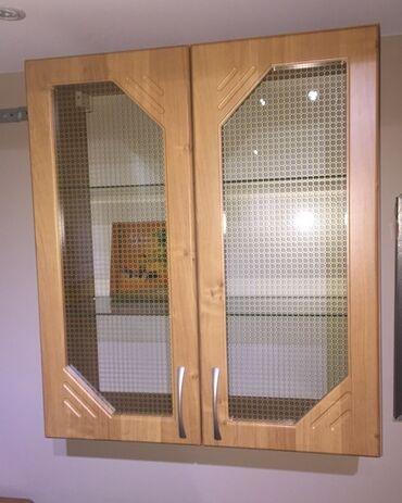 шкаф для посуды в Кыргызстан: Шкафчик Польша (антресоль) для посуды, размер 80 см х 32 см, высота
