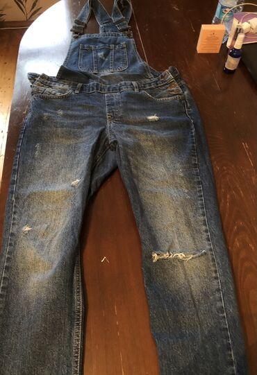 100% pamuk jeans kombinezon Lc waikiki original 28 olchu
