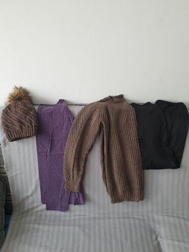 Majica dug - Srbija: Paket garderobe 400 din. Dzemper, majica dug rukav takko, kapa