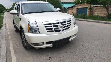 купить авто бу внедорожник в Кыргызстан: Cadillac Escalade 6.2 л. 2011   160 км