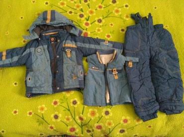 Детский зимний комбинезон на 3-4 года в Бишкек