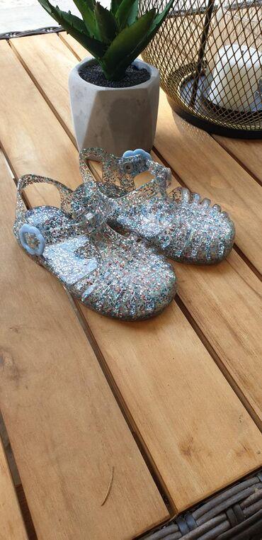 Dečije Cipele i Čizme - Barajevo: Nutmeg sandalice 21,gaziste 12cm. jednom nosene,lagane i