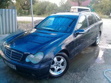 Mercedes-Benz C-Class 2.2 л. 2003