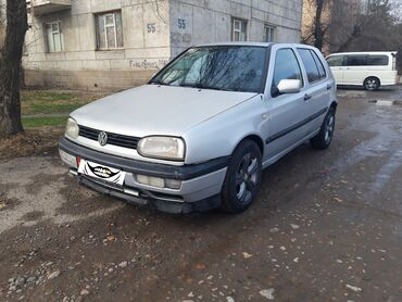 Транспорт - Ивановка: Volkswagen Golf GTI 1.8 л. 1992
