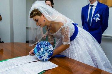 Свадебные букеты ручной работы, в Кант