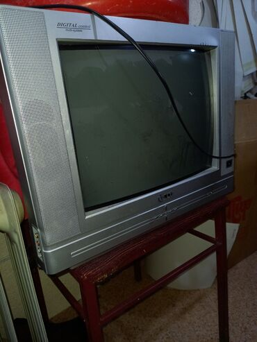stekljannuju podstavku dlja tv в Кыргызстан: Телевизор работает