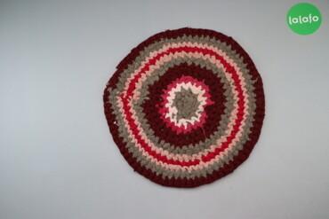 196 объявлений | ДОМ И САД: В'язаний різноколірний килимок    Довжина: 45 см Ширина: 45 см  Стан г