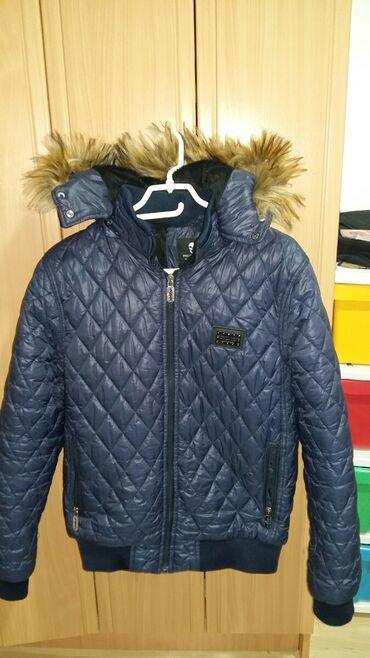 Nova jakna xxl teget plava