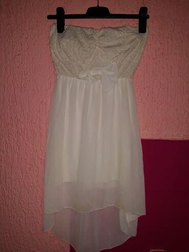 Elegantna haljina L velicine tegljiva