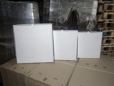 Другие товары для дома - Новый - Бишкек: Коробки для пиццы качество 30см х 30см  34см х 34см  40см х 40см  каро