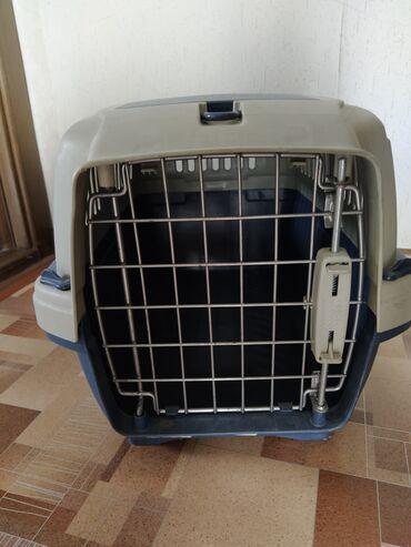Клетка для перевозки животных. CLIPPER 1, Италия. Длина 45 см, ширина