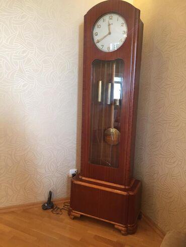 Əntiq saatlar Azərbaycanda: OÇZ (ОЧЗ) 1958ci il SSSR Ev saati