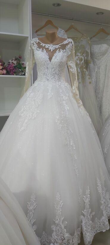 Свадебные платья - Кок-Ой: Свадебные платья! Состояние отличное,размеры 42-44-46