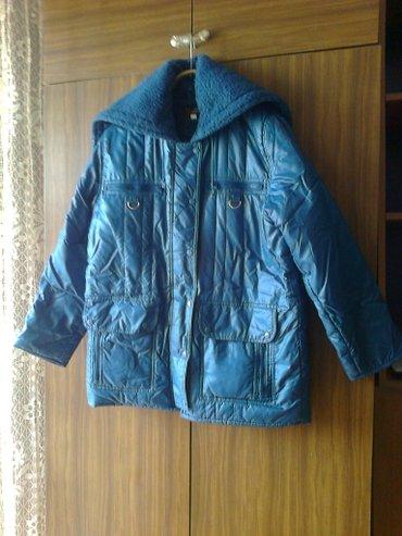 Куртка утепленная, новая, просто в Бишкек