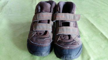 Duboke cipele za dečake br.30 francuska alpinistička marka - Petrovac na Mlavi
