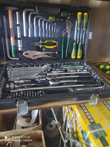 force инструменты в Кыргызстан: Набор ключей PRo force 135 предметов  Цена 8500