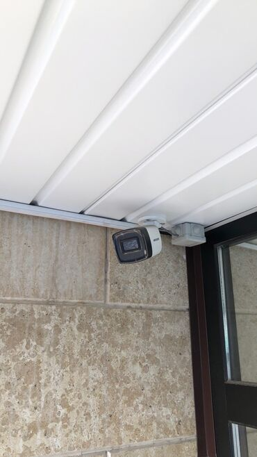 Установка видеонаблюдения и пожарной сигнализации профессионально!