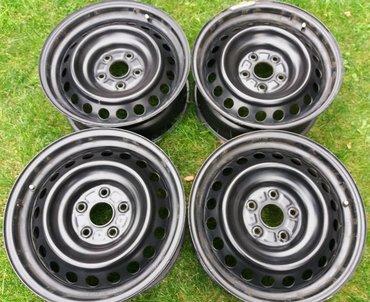 диски литые r16 5х 114 3 в Кыргызстан: Штампованные (железные) диски R16 для TOYOTA (5x114,3)Диски в отличном