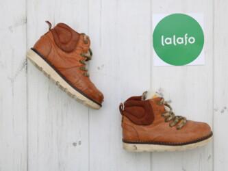 Детский мир - Украина: Теплі чобітки Zara boy, 24    Бренд Zara boy Розмір 24 Колір коричневи