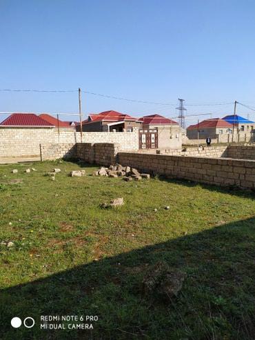 Bakı şəhərində Yeni suraxanı qəsəbəsində 2 sot(10×20)torpaq sahəsi