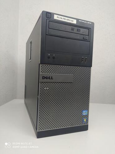 Dell Gaming PC KAO NOV I3 3220 Graficka 1gb 250gb 4gb ddr3 Prodajem u