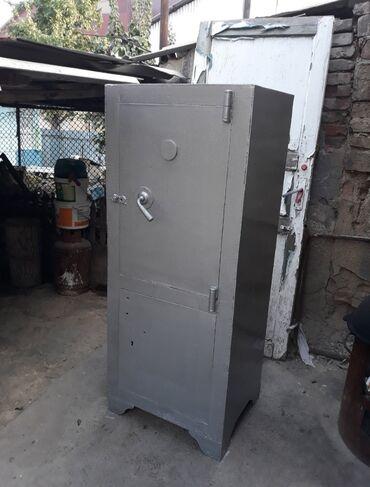 Пик групп ош - Кыргызстан: Продам сейф советский металл 0.4см. 150*60*50см