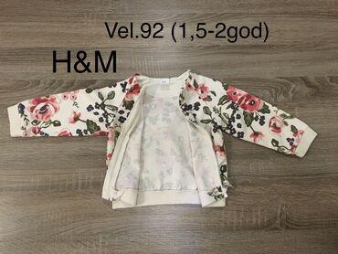 Duks za devojcice 1,5-2god Vel.92 H&M
